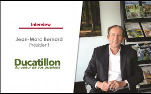Jean-Marc Bernard, président de Ducatillon - Interview
